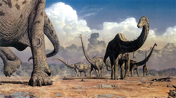 Dinosaurs, Extinction and Climate