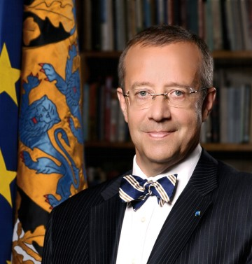 Photo of Toomas Hendrik Ilves