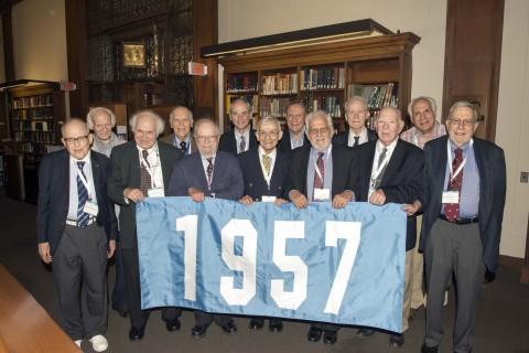 Reunion 2017 - Class of 1957
