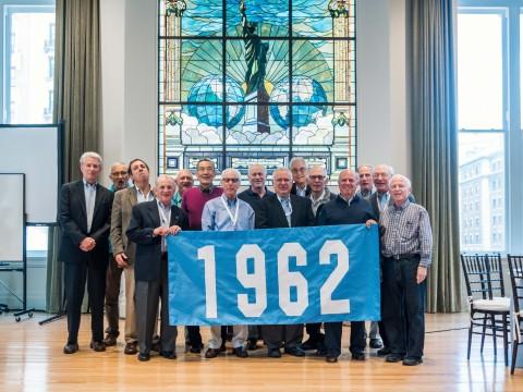 Reunion 2017 - Class of 1962