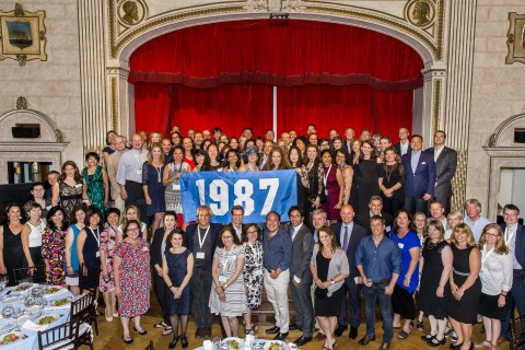 Reunion 2017 - Class of 1987