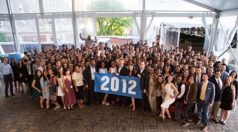 Reunion 2017 - Class of 2012