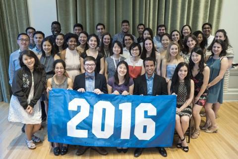 Reunion 2017 - Class of 2016