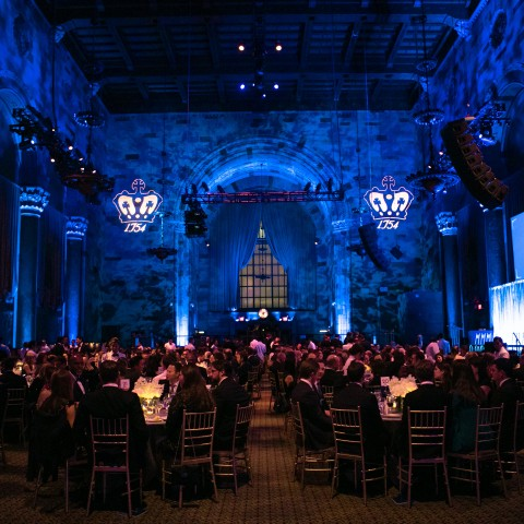 Cipriani 42nd packed with nearly 500 attendees