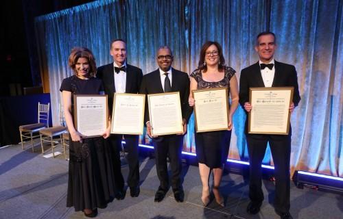 John Jay Honorees