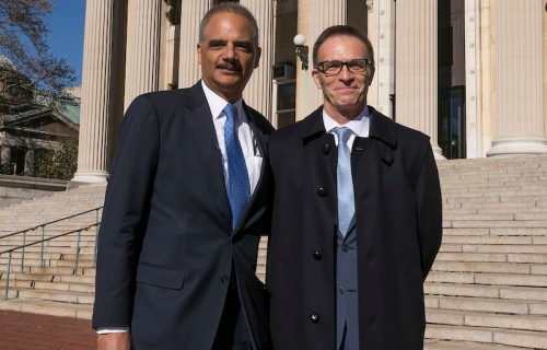 C2C Holder - Eric H. Holder and Dean Valentini