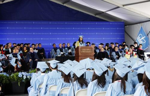 2017 Columbia College Class Day - Jordana Narin CC'17