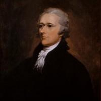 Alexander Hamilton portrait by John Trumbull -- Teaser