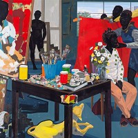 Untitled by Kerry James Marshall