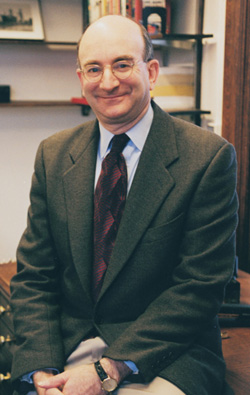 Provost Alan Brinkley