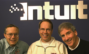 Bill Campbell with Intuit