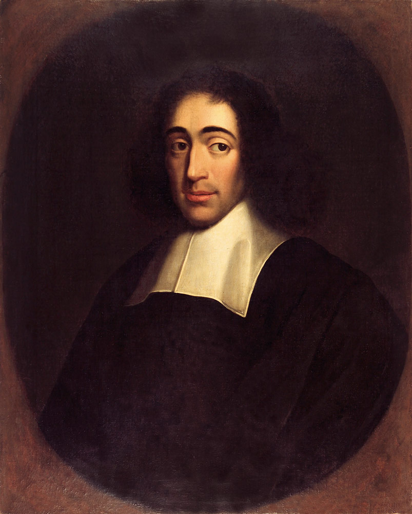 an essay on spinoza and the concept of god We will write a custom essay sample on what advantages does spinoza's substance monism have over descartes' dualism specifically for you.