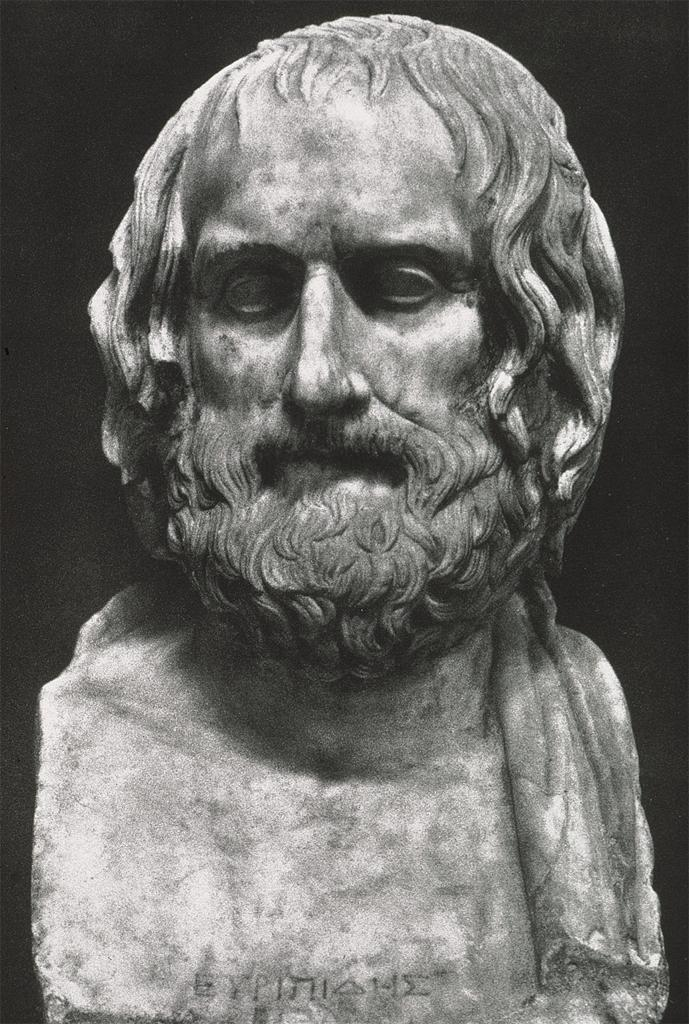 euripedes essay Free essay: euripides' medea medea is the tragic tale of a woman scorned it was written in 431 bc by the greek playwright, euripides eruipides was the.