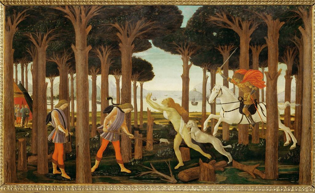botticelli and his portrayal of women essay The portrayal of women in things fall apart essay sample an image that comes of african women is usually a faceless and a voiceless being there is always a tendency to look at them more or less than a slave.