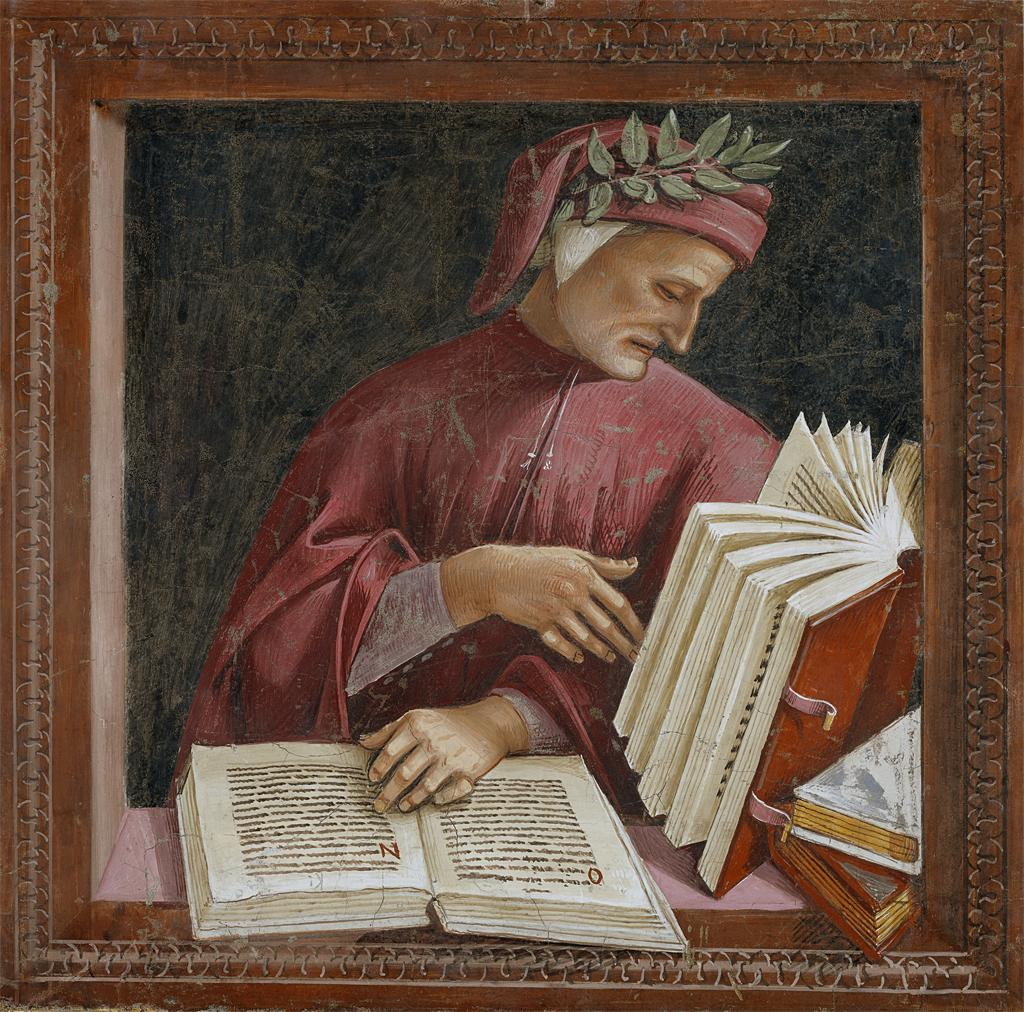 life and literary works of dante alighieri On this day, poet and politician dante alighieri is exiled from florence  he  began writing poetry in his teens and received encouragement from  about  1293, dante published a book of prose and poetry called the new life,.