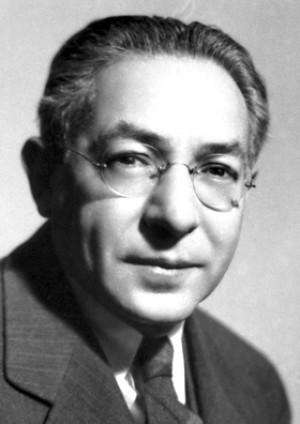 Photo of I.I. Rabi