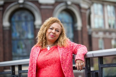 Kellie Jones. Photo: John D. & Catherine T. MacArthur Foundation