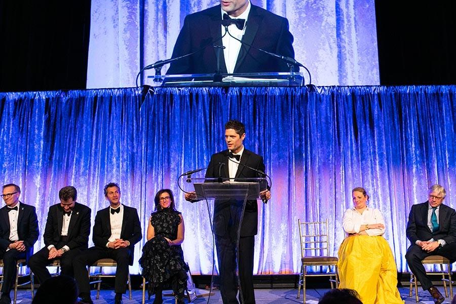 John Jay Dinner awardees