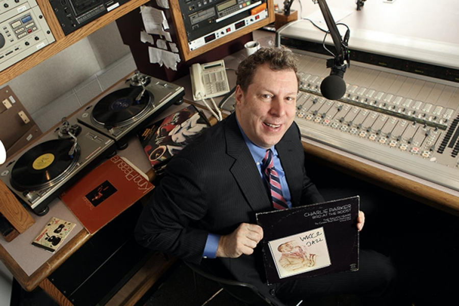The historian and longtime radio host was recognized as a Jazz Master by the National Endowment of the Arts