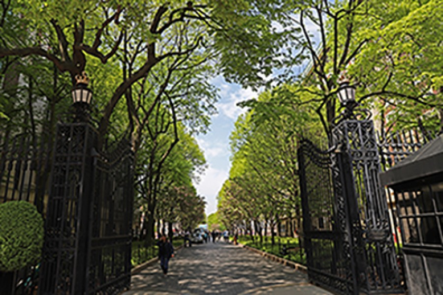 Gates of Columbia