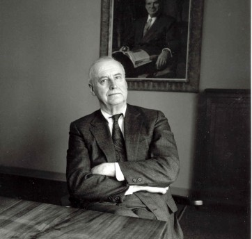 Wm. Theodore de Bary CC'41 Photo: Arnold Brown CC'78