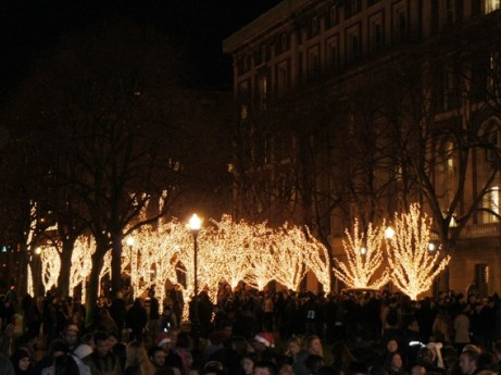 Treelighting Ceremony 2011