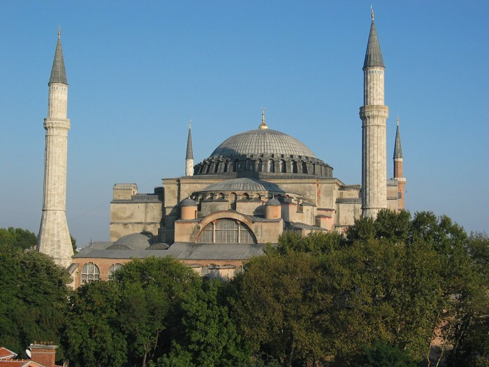 Istanbul, Turkey Photo: © Columbia University, Media Center for Art History