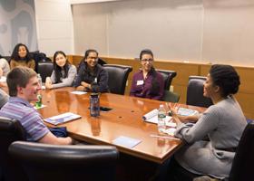 Odyssey Mentoring Program Spring Kickoff Group