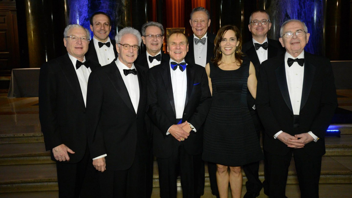 Photo of Past Presidents of the CCCAA Board of Directors