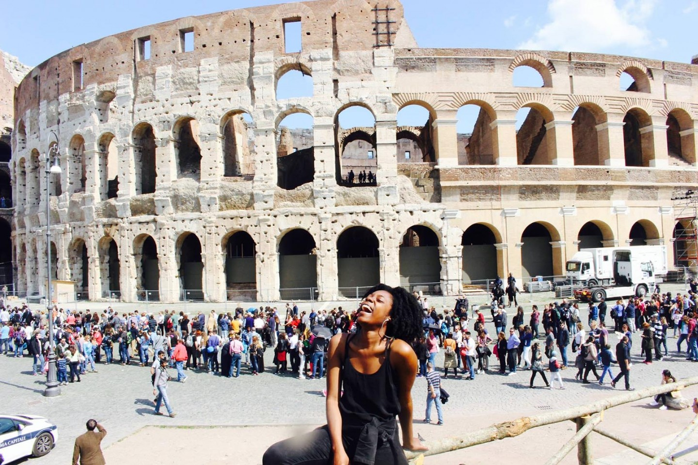 Studying Abroad in Rome