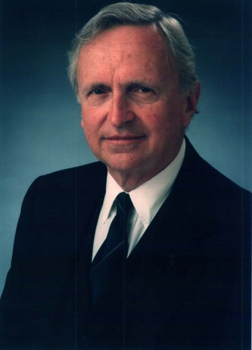 Photo of Ronald Breslow