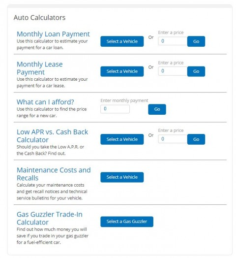 Edmunds Auto Loan Calculator With Trade In >> How To Get A Car Columbia College Alumni Association