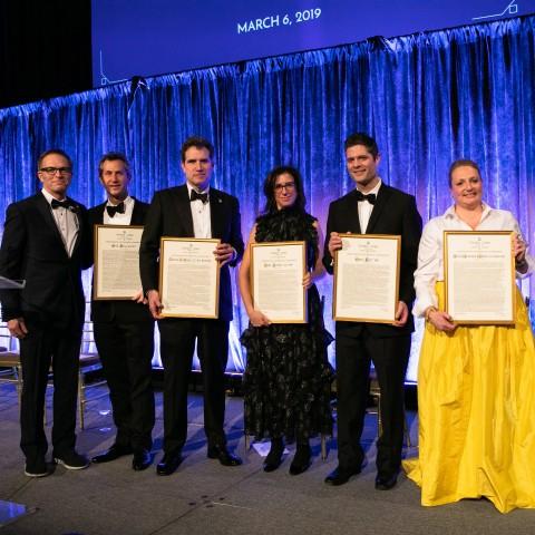 The 2019 John Jay Award Honorees