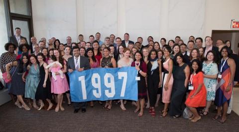 Reunion 2017 - Class of 1997