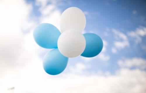 Columbia Homecoming Balloons