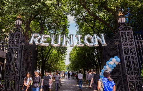 Columbia Reunion 2018