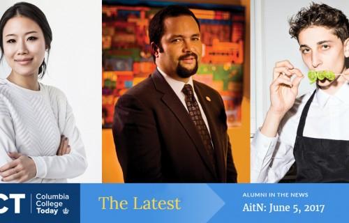 CCT Alumni in the News - June 5, 2017