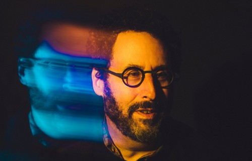 Tony Kushner by Bryan Derballa for The New York Times