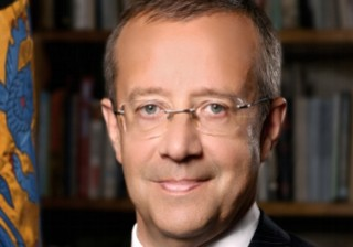 Photo of Toomas Hendrik Ilves by Hindrek Maasik