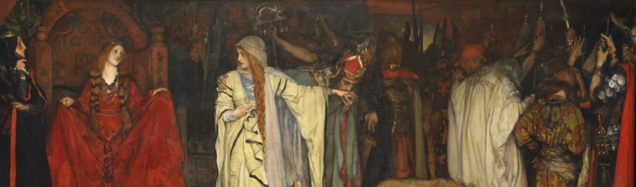 King Lear by Edwin, Abbey - Scene 1 - The Metropolitan Museum of Art