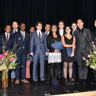 The King's Crown Leadership Excellence Awards recognizes the hard work and dedication of campus student leaders. At the 2014 ceremony, Columbia College students were honored with 124 individual awards.