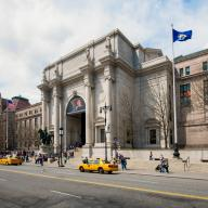 More than 1,100 students visited the American Museum of Natural History with their Frontiers of Science sections over the course of the 2013-14 academic year. Photo: ©AMNH/D