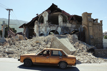 Even before the earthquake wreaked its devastation, Haiti was the poorest country in the Western Hemisphere.