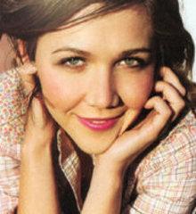 Maggie Gyllenhaal '99
