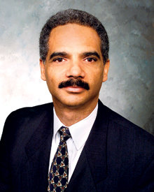 Eric H. Holder Jr. '73, '76L has been nominated to become the nation's first African-American attorney general.