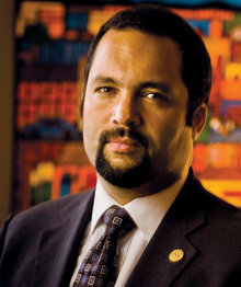 Benjamin Jealous '94 PHOTO: jeffrey MacMillan