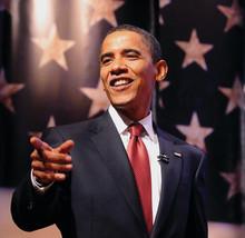 Barack Obama '83 Photo: Eileen Barroso