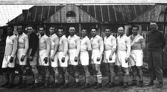 "Hakoah, which translates from Hebrew as ""the strength,"" was among the world's best soccer clubs in the 1920s."