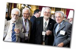 The Class of 1965 reception at the Metropolitan Club of New York.