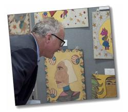 A closer look at the Sam Steinberg 2015 exhibition.